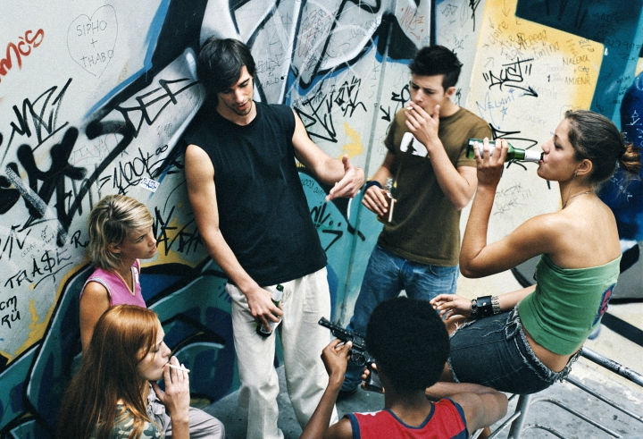 gangsterism adolescence and teenagers Gangsterism and juvenile delinquency are singapore: gangsterism disrupts the disciplined life enforce a ban on teenagers below 16 years of age going into.